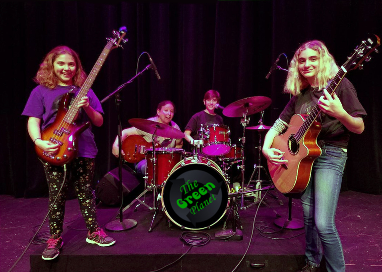 Green Planet Band Participating in Benefit Concert for Somerset Regional Animal Shelter