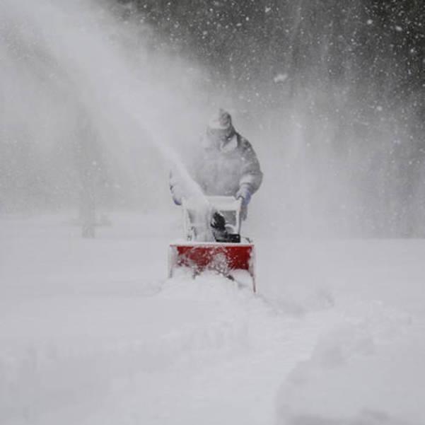 Zen and the Art of Snow Removal