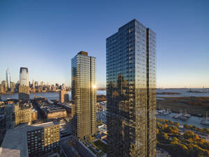 Pre-Leasing Opens for Second Luxe Rental Tower in The Vantage Collection in Jersey City