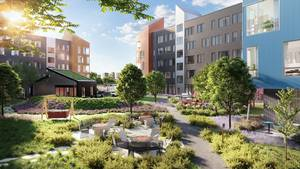 Leasing Now Underway at The Eddy in Harrison, NJ