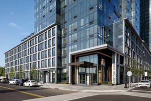 Vantage Collection in Downtown Jersey City Unveils Complete Package of Resort Amenities