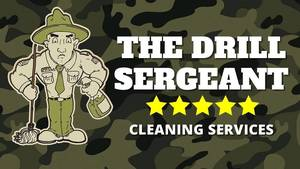 Carousel image ca6591a0ffcdecc39b2b the drill sergeant cleaning services