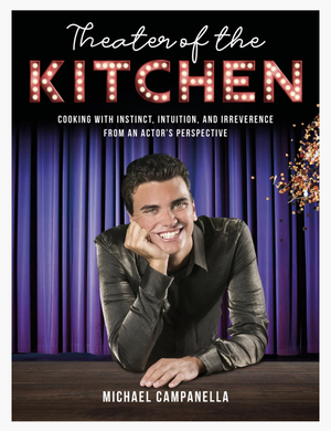 Theater of the Kitchen: Holmdel's Michael Campanella Publishes Cook Book Making You the Star!