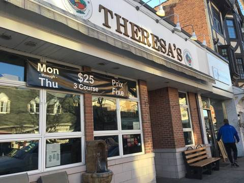 Theresa S Restaurant In Westfield Shuts After 25 Years Tapinto