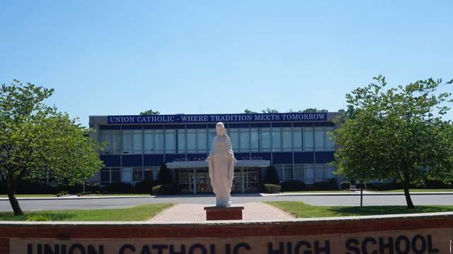 Top story 58737b18aadfda95b3b6 the front of the school union catholic 2019