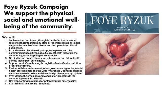 Top story 795605704ae6b25be49a the foye ryzuk campaign priorities health 2