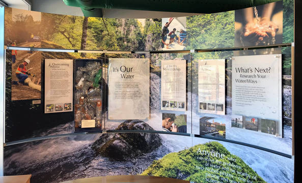 Top story 9378ab02fc106235e427 the water ways exhibit will be on view at the lake hopatcong foundation environmental and cultural center from july 1 through august 10