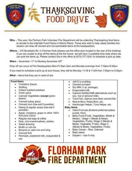 Top story 9f706a591c3e1f47b901 thanksgiving food drive
