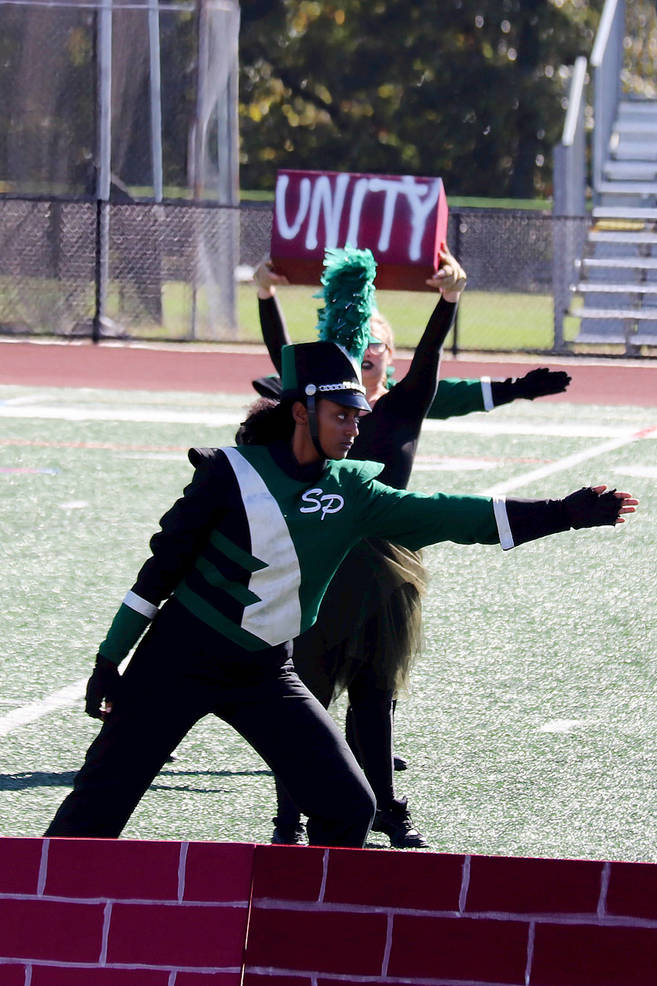 The S.P.H.S. Marching Band to Compete in National Championships this Saturday Nov. 2 in Harrisburg, PA