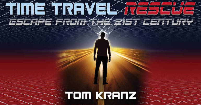 Time Travel Rescue book cover