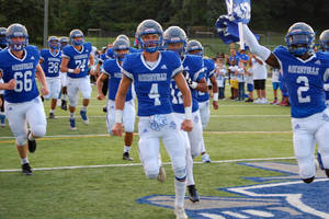Sayreville Athlete of the Week: Football's Tim Mayer