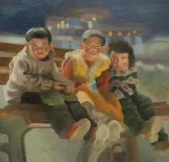 Carousel image 473e8f37f1766e0c6c91 tibetan boys by erin zhu