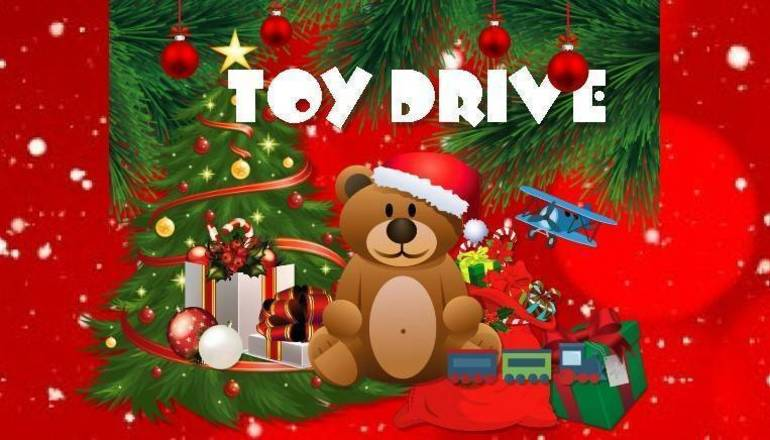 South Plainfield Athletic Booster Club Toy Drive