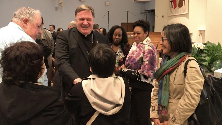 Vision for Newark Archdiocese: Lifelong Faith Formation and Education