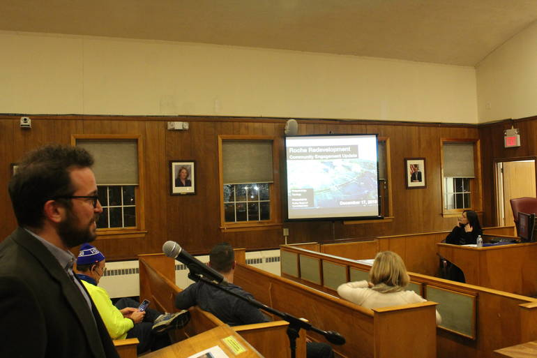 Topology Presents Survey Findings at Nutley BOC Meeting for On3 Redevelopment Site