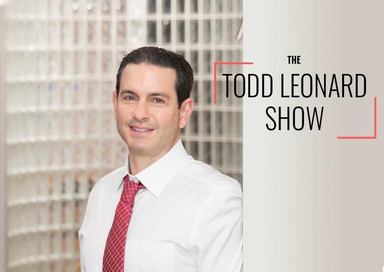 Todd Leonard Radio Show