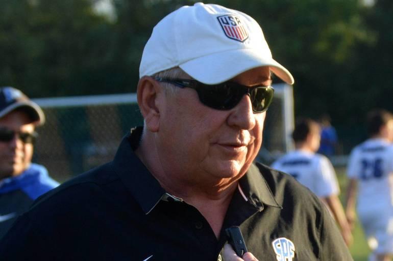 Tom Breznitsky, SPFHS boys soccer coach.JPG
