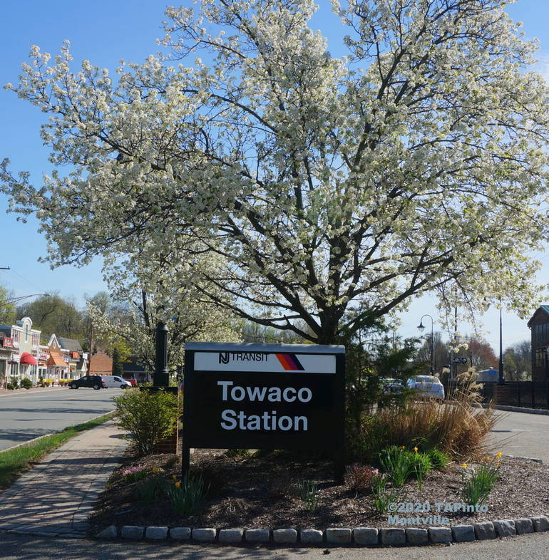 Towaco in the spring ©2020 TAPinto Montville 1.JPG