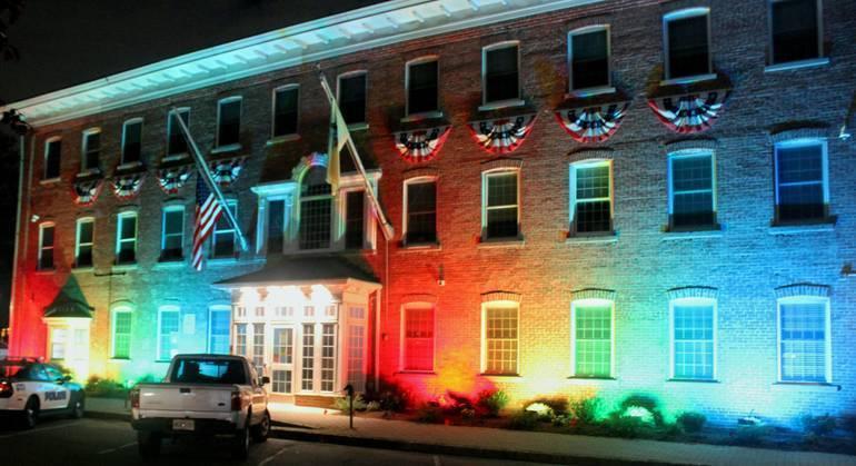 Nutley Town Hall, Nutley Pride, Nutley LGBTQ+
