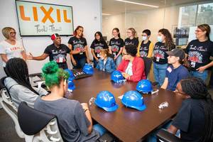 Piscataway's LIXIL Americas and Tools & Tiaras Hold Plumbing Workshop for Girls