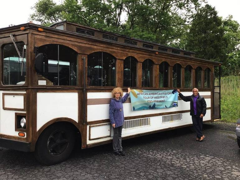 High Demand for Westfield's First Juneteenth Black History Trolley Rides