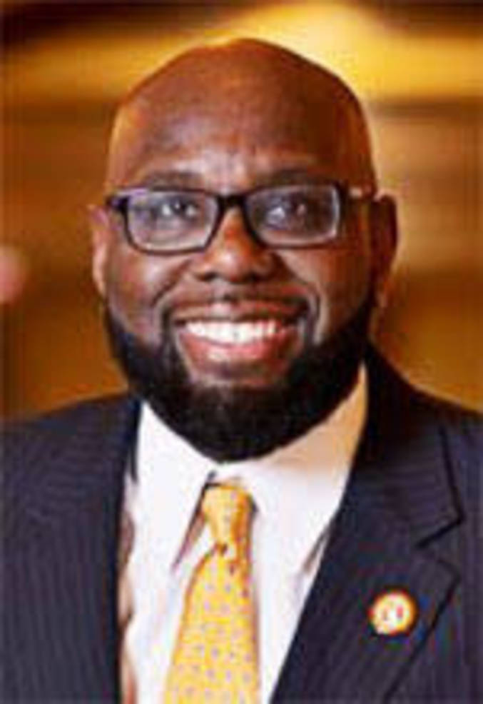 """Senator Troy Singleton. Prime Sponsor of the """"People's Bill"""" in the Senate"""