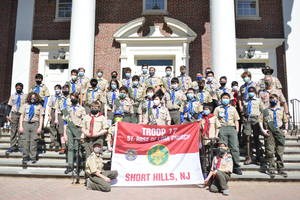 St. Rose of Lima Troop 17 Welcomes New Eagle Scouts