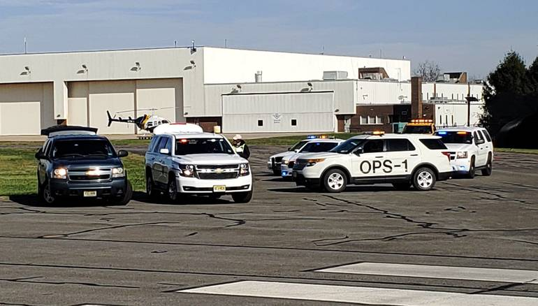 Preparing for an Emergency, Trenton-Mercer Airport Full-Scale Safety Drill