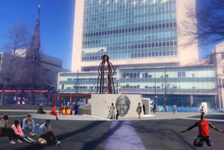 City Announces Winning Design for New Harriet Tubman Monument in Washington Park