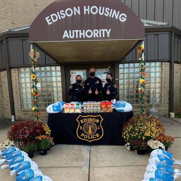 Edison Police Launch Community Oriented Policing Unit