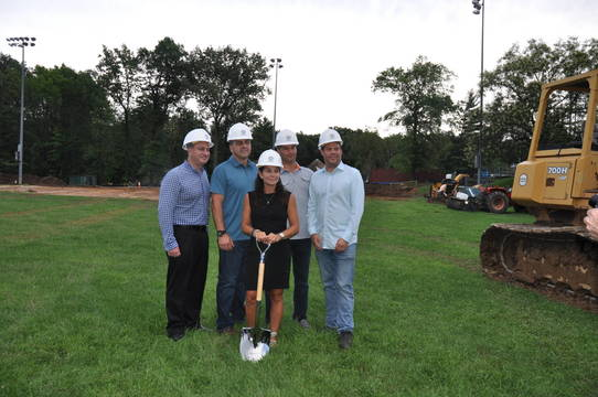 Top story eecaa48ed0a9d5e424d7 turf groundbreaking ncrf
