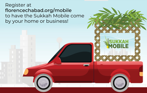 Local Chabad Bringing Sukkah Mobile to Homes This Holiday