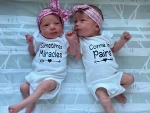 Sparta Twins Born in Different Months