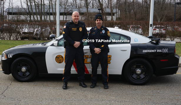 Top story b5a90b3125f38ada0750 two of the three officers in the newly expanded traffic bureau  2019 tapinto montville