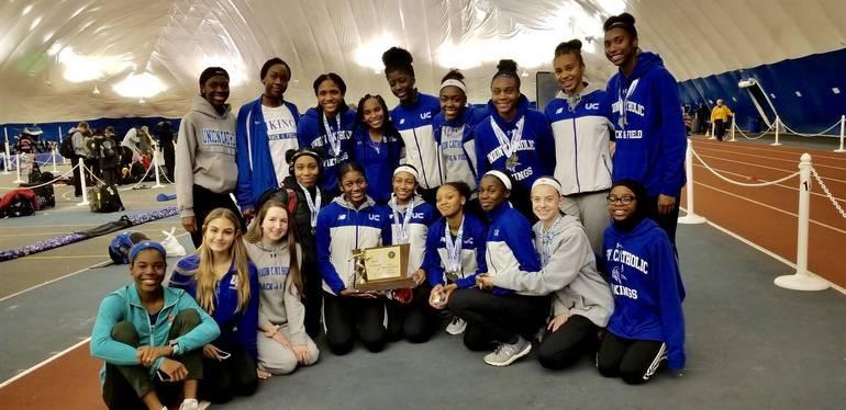 Uc girls track team wins state relays 2019.jpg