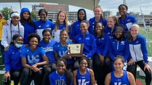 The Union Catholic girls won the State Non-Public A track and field championship for the sixth straight time this weekend.