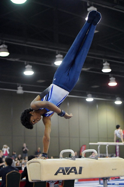 Top story 10c8f530711cdda91d98 uc gymnast3    2018 junior olympic nationals in oklahoma city.  photo credit  champion image