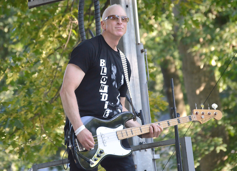 Fanwood resident Craig Kiell and his band mates in Unforgettable Fire will play at the Vo-Tech campus in Scotch Plains on March 20, 2021.