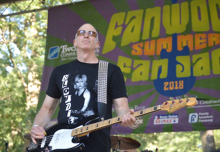 UF Craig Fanwood Summer FanJam banner