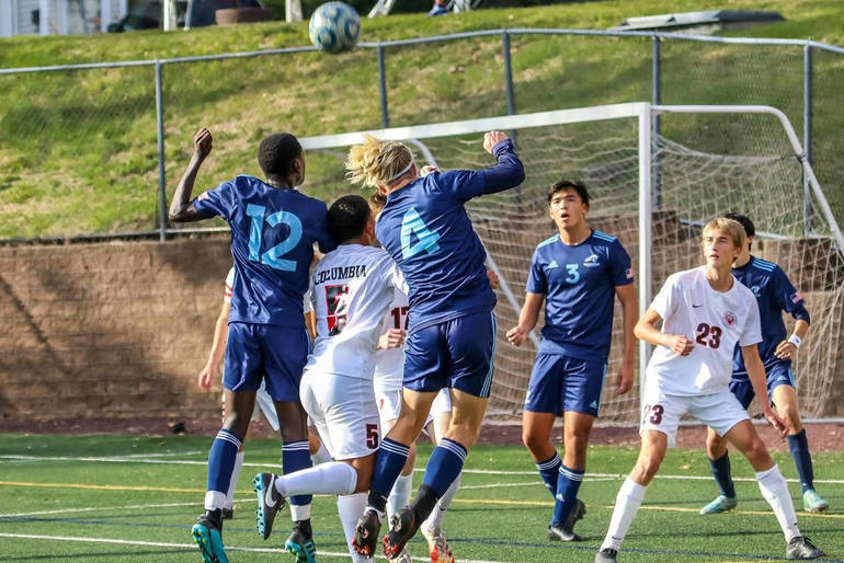 Boys Soccer: West Orange Gets Past Columbia, 2-1, in Sectional Tournament