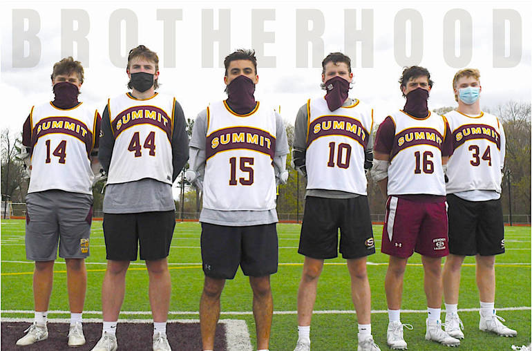 Family First: Latest Edition of Summit H.S. Boys Lacrosse 'Brotherhood' Set to Begin 2021 Season