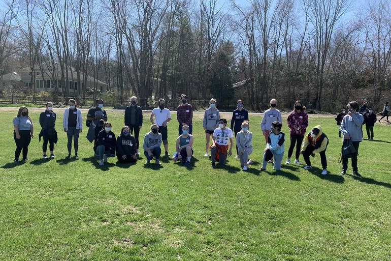 'Happy Feet' Program Born out of Covid Restrictions for Chatham High-ECLC Play Unified Club