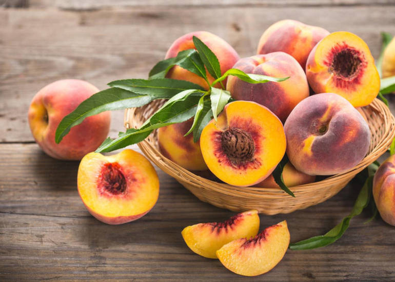 It's Getting Peachy at the Chatham Borough Farmers' Market