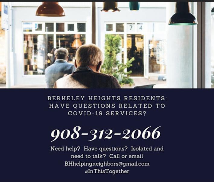 Berkeley Heights Neighbor