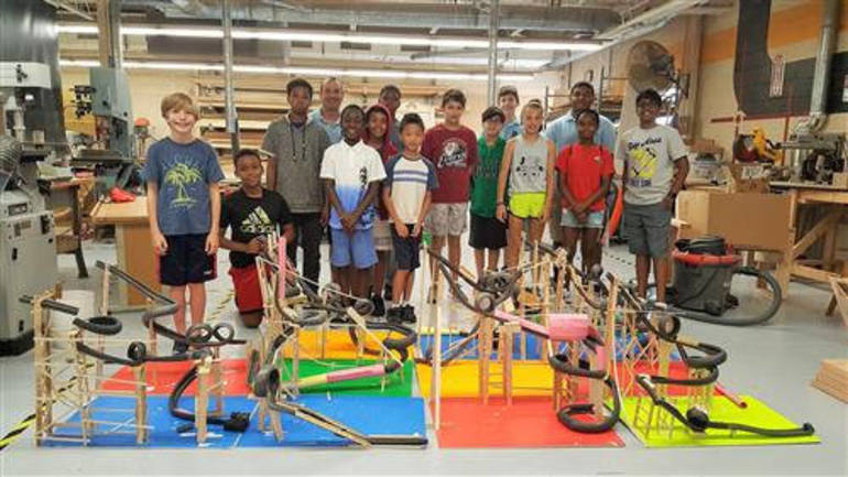 First West Orange Engineering Explorations Summer Camp is a Success