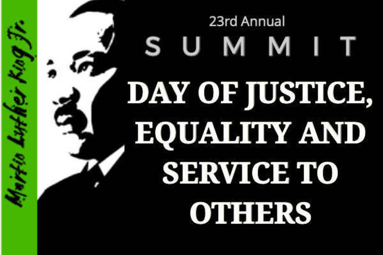 Summit Holds 23rd Annual Dr. Martin Luther King, Jr. Day of Service