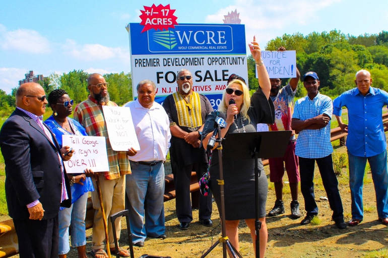Camden Residents Demand 'Justice' on Failed Supermarkets, Tax Incentive Programs