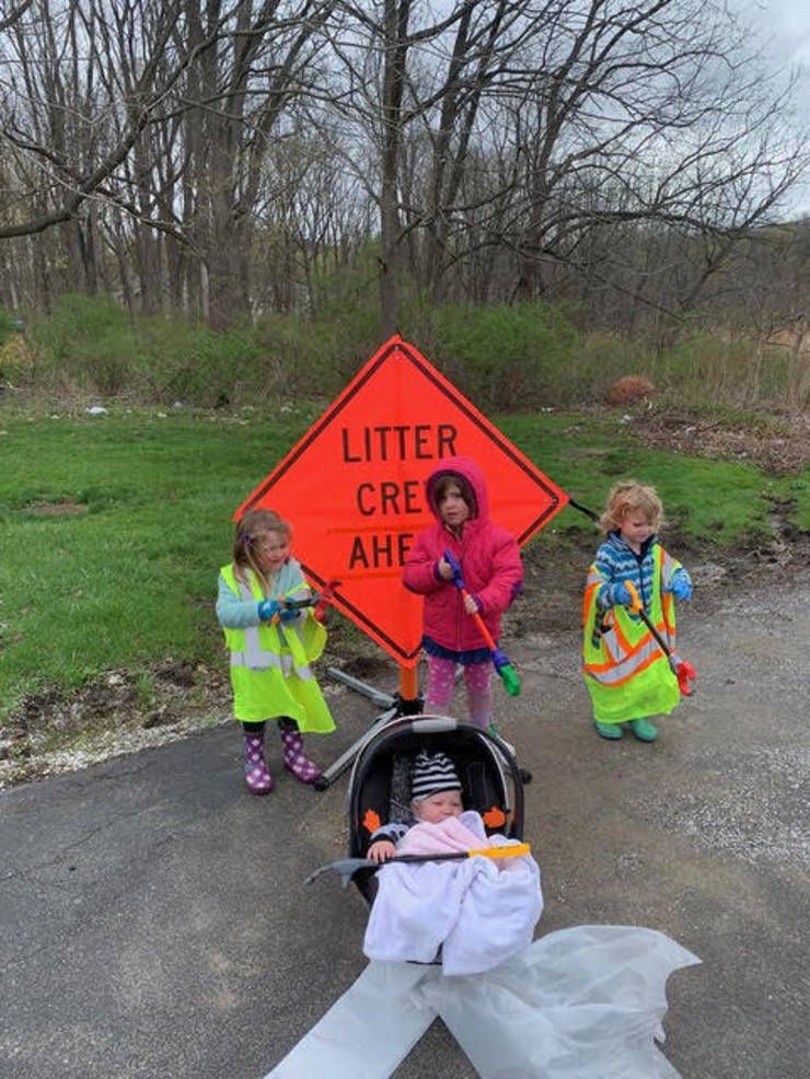 Township Gets Cleaned Up from 2021 Sparta Bag it Day