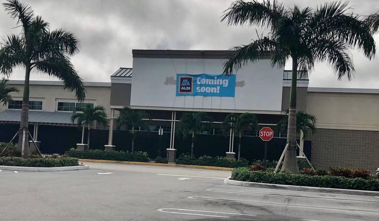 ALDI To Open In Former Lucky's Market Store In Coral Springs