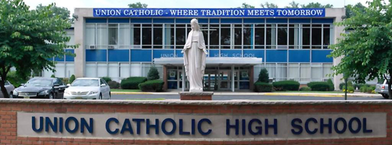 Union Catholic High School in Scotch Plains.